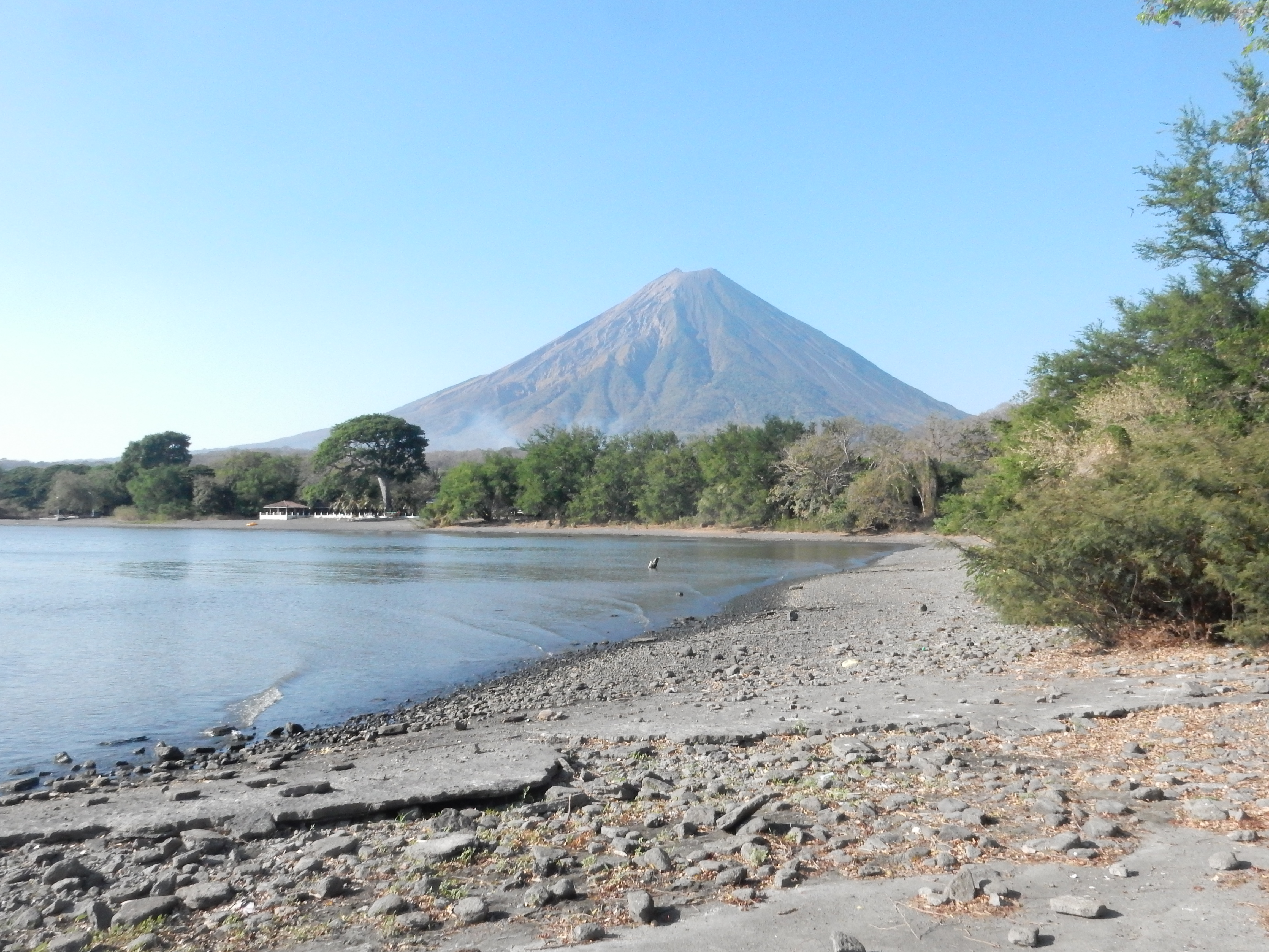 Welcome at Ometepe, Nicaragua